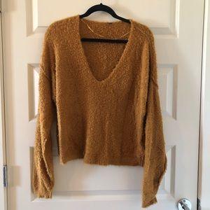 Free People Princess V Sweater